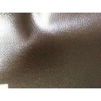 Wholesale 1.2mm - 1.4mm Embossed Textured Leather Fabric With Euro And US standards from china suppliers