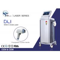 Wholesale Professional Totally Painless Beauty Diode Laser Hair Removal Machine With 808nm Laser Wavelength from china suppliers