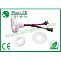 Wholesale Addressable Rgb Led Pixel 9 SMD 5050 45mm Amusement Park Ride Lamp from china suppliers