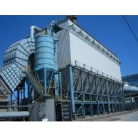 Buy cheap Automatic Temperature Control LCM Long Bag Industrial Dust Collector / Offline from wholesalers