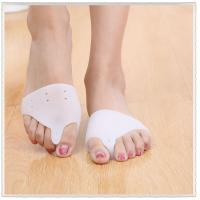 Wholesale Gel Insoles Pad Toe Protector Bunion Hallux Valgus Separators from china suppliers