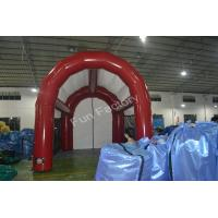 Wholesale Red Outdoor Party Inflatable Lawn Tent Air Spider Tent Inflatable from china suppliers