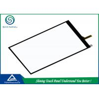 "Quality 4.5"" Basic Structure Single Din Touch Screen 4 Wire Resistive Dust Free for sale"