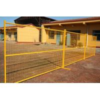 Buy cheap Hot sale 6ftx10FT Canada Temporary Portable Fence Panels/Removable Fence from wholesalers
