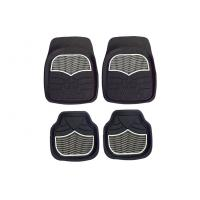Wholesale Full Set Rubber / PVC Car Mats Replacement Car Carpet For Saab , Skoda from china suppliers