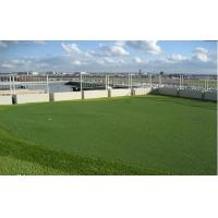Wholesale 6300Dtex Field Green Golf Course  Golf Artificial Grass Lawn Yarn 12mm from china suppliers