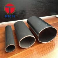 Wholesale A53 - A369 ST35 - ST52 TORICH Elliptical Steel Pipes Oval Special Steel Tube from china suppliers