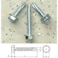 Wholesale Self-drilling Screws Hex Washer Head with EPDM from china suppliers