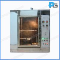 Wholesale IEC 60695-11-5 Needle Flame Tester with Third-Lab CNAS Certificate from china suppliers