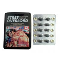 Wholesale Stonger Version Natural Male Sex Enhancement , Street Overlord Sex Enhancement Pills from china suppliers