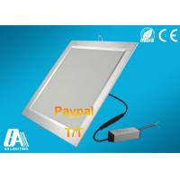 Wholesale Aluminum 600X600 Flat Panel LED Lights , 40w led panel Warm White / Pure White from china suppliers