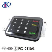 Wholesale Door Access Waterproof Backlit Metal Keypad With 16 Great Tactile Feel Of Keys from china suppliers
