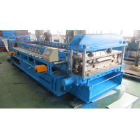 Wholesale Galvanized Steel / Blank Steel Door Frame Roll Forming Machine 12 - 15 Meters / Min from china suppliers