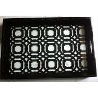 Buy cheap High lacquered MDF tray good quality  from wholesalers