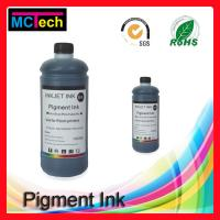Buy cheap Cyan pigment ink for cotton t-shirt printing from wholesalers