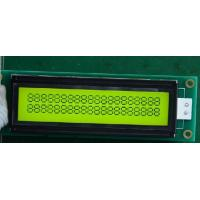Wholesale Multi Languages Character LCD Module / Custom Lcd Display 116.0 X37.0 MAX from china suppliers