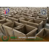 Buy cheap Mac1 Defensive Barrier for Military Security   1.37high X 1.06X10m ISO certificated China company from wholesalers