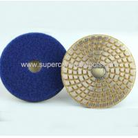Wholesale Sintered Metal Hand Held Polishing Pads from china suppliers