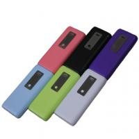 Wholesale 13000 mAh LED Dual USB Power Bank Mobile External Battery Charger from china suppliers