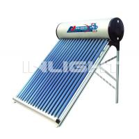 Wholesale 360L galvanized steel no pressure vacuum tube solar water heater from china suppliers