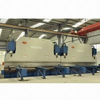 Buy cheap CNC Multi-machine Tandem Hydraulic Press Brake, Mainly Designed for Light/Power Pole Products from wholesalers