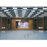 Buy cheap High Stability Indoor Full Color LED Display Large Viewing Angle Multi Function from wholesalers