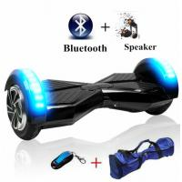 Wholesale 2 Wheel Self Balance Custom Electric Scooter With Bluetooth Speaker LED Light from china suppliers