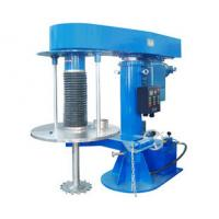 Quality Industrial Mixing High Speed Dispersion Mixer With Hydraulic Lifting for ink production industry for sale