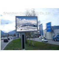 Wholesale Super Thin P10 digital indoor LED video wall Fixed LED billboard display from china suppliers