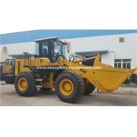 Wholesale SINOMTP LG938L Wheel Loader 3tons Rated Loading Capacity With 92kw Deutz Engine from china suppliers