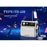 Wholesale 2 Handpieces Water Oxygen Jet Peel Machine For Deep Cleaning Skin Rejuvenation and Acne Removal from china suppliers