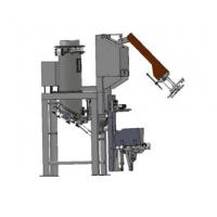 Wholesale Pneumatic Type Valve Bag Packing Machine for Starch and Cassava Starch Powder from china suppliers