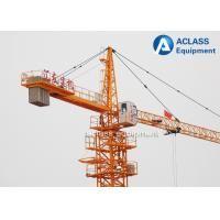 Wholesale Safety Hammerhead Fixed Tower Crane for High Rising Building Construction from china suppliers