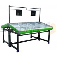 Wholesale Plastic Metal Material Fruit Vegetable Display Rack Corrosion Protection from china suppliers