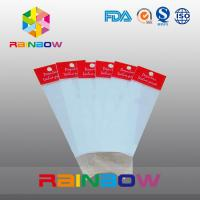 Wholesale Red OPP Header Bag , Printed Cellophane Bags , Flat Plastic Bags from china suppliers