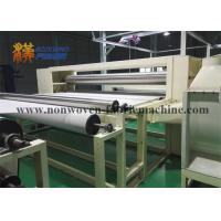 Wholesale Air Though Non Woven Fabric Making Machine Needle Punched 100 - 200kw Power from china suppliers