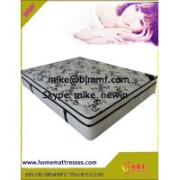 Wholesale Luxury comfort night Knitted Fabric pillowtop Eurotop pocket spring mattress from china suppliers