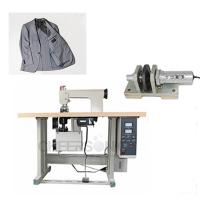 Wholesale 20-35KHZ Computerized  Ultrasonic Sewing Machine Without Burr from china suppliers