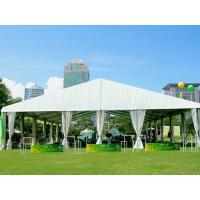 Wholesale Professional Second Hand Tent White Romatic For Wedding / Party PVC Fabric from china suppliers