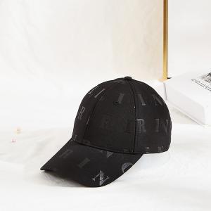 Wholesale Mario Madi high quality unisex six panels curve brim debossed logo baseball cap hat from china suppliers