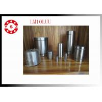 Wholesale Stainless Steel Tracking Moving Bearing For Linear Motion Machines LM10LUU from china suppliers