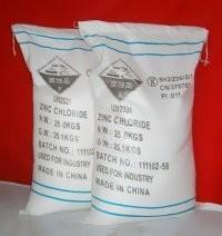 Wholesale Battery grade Zinc Chlorde,popular hot sale Zinc Chloride Battery grade 98% 96% from china suppliers