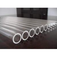 Wholesale Clear Transparent Quartz Glass Tube from china suppliers