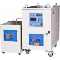 Quality hot fitting Medium Frequency induction heating furnace Equipment Machinery 40KW for sale