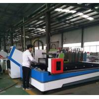 Wholesale 1000w 1500w 2000w Fiber Laser Cutter Machine For SS / Aluminum / Copper Cutting from china suppliers