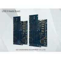 Wholesale Professional Durable Laser Printer PCB Blue USB 8 Heads Headboard from china suppliers