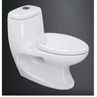 Wholesale Eco-friengd one piece ceramic wc dual flush squat unique toilet bowl from china suppliers