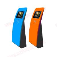 Wholesale Cheap price 19 inch lobby standing alone interactive information touch screen kiosk supplier with Motion Sensor from china suppliers