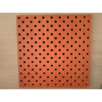 Buy cheap Perforated acoustic panel v32/8 from wholesalers