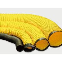 Wholesale Fire Proof PVC Tarpaulin Ventilation Tube from china suppliers